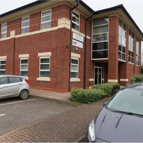 TO LET - GROUND FLOOR OFFICE SUITE