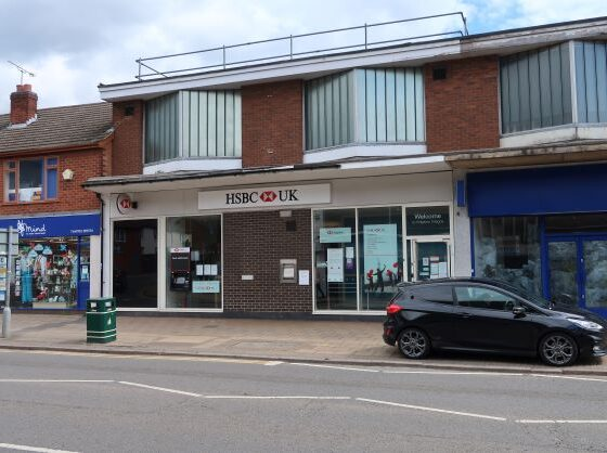 TO LET- 9 Leicester Road, Wigston, Leics, LE18 1NR  Rental £25,000 pax